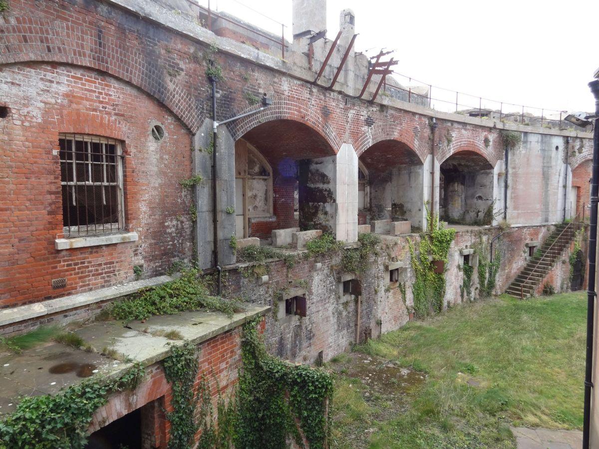 Fort Gilkicker 10