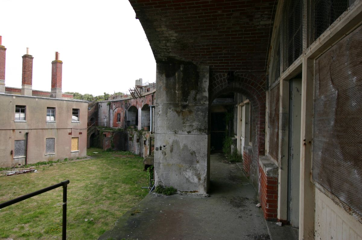 Fort Gilkicker 11