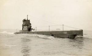 Submarine C21