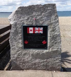 Canadian Memorial Stone