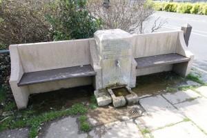 Meryon Memorial Fountain