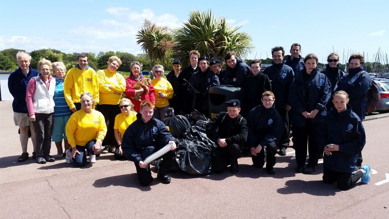 Litter Pick June 2015