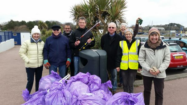 Litter Pick March 2016