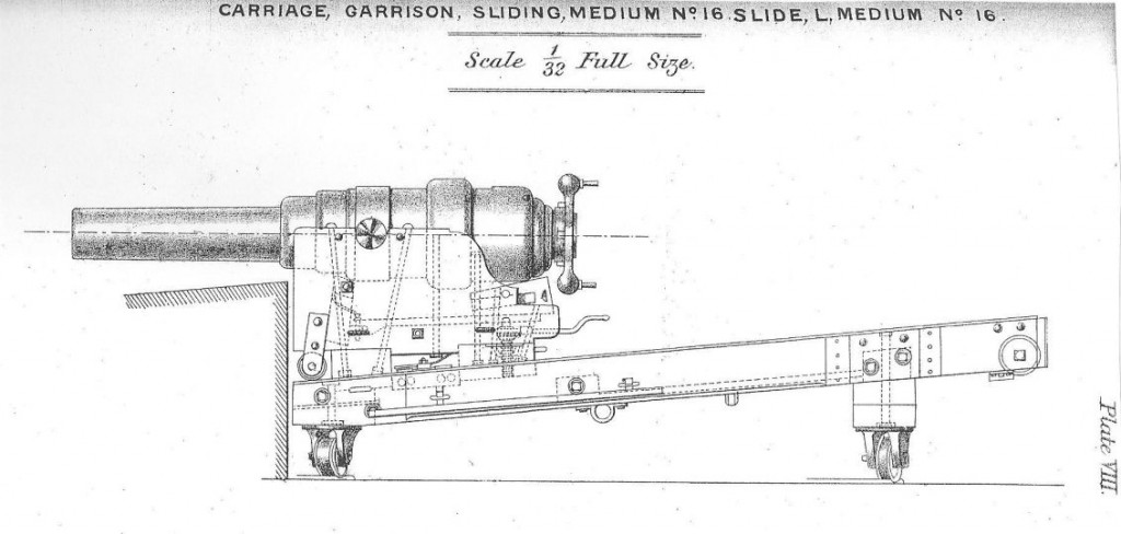 7-inch Rifled Breech Loading Gun