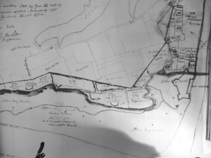 Map of 1784
