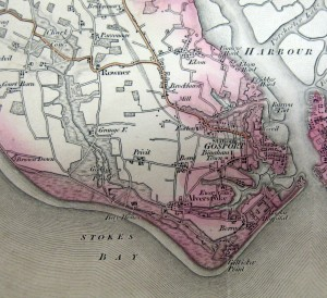 Map of 1810