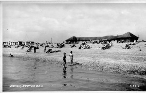 Bathing Station circa 1939