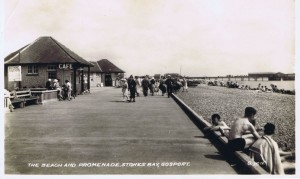 Bathing Station 1950s