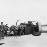 A 9.2inch Breech Loading Gun Mark V