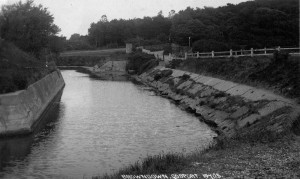 Moat No2 Battery 1935
