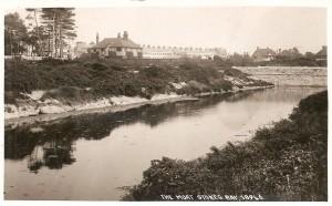 Stokes Bay Moat 1938