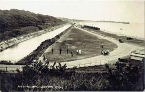 Stokes Bay Moat 1935