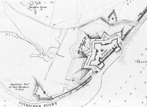 Fort Monckton 1858
