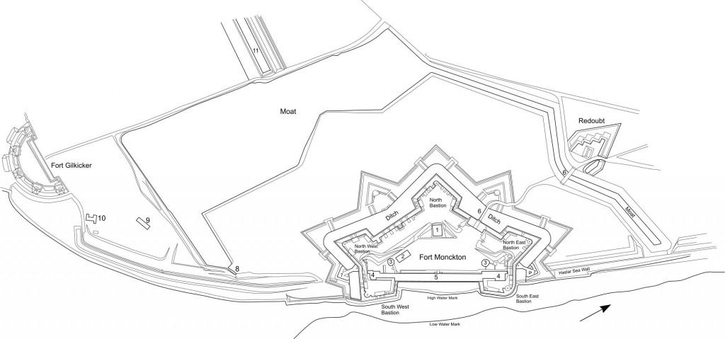 Fort Monckton1892