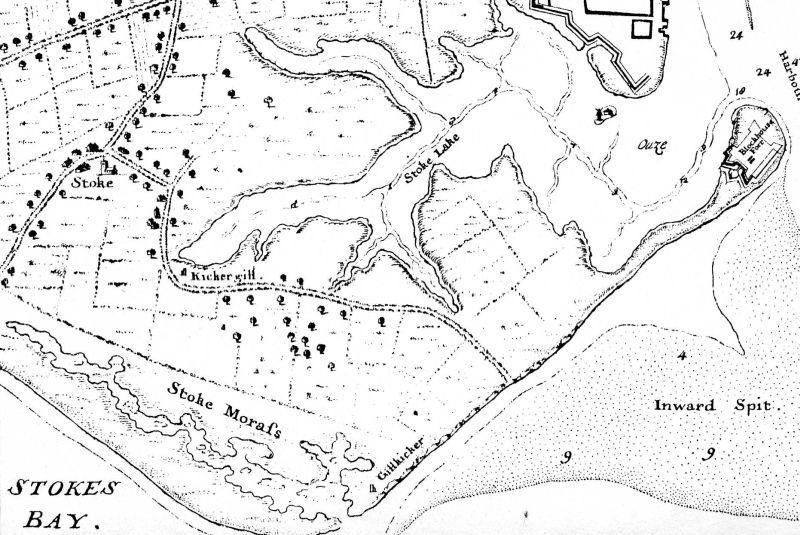 Stoke Morass 1716