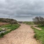 railway embankment