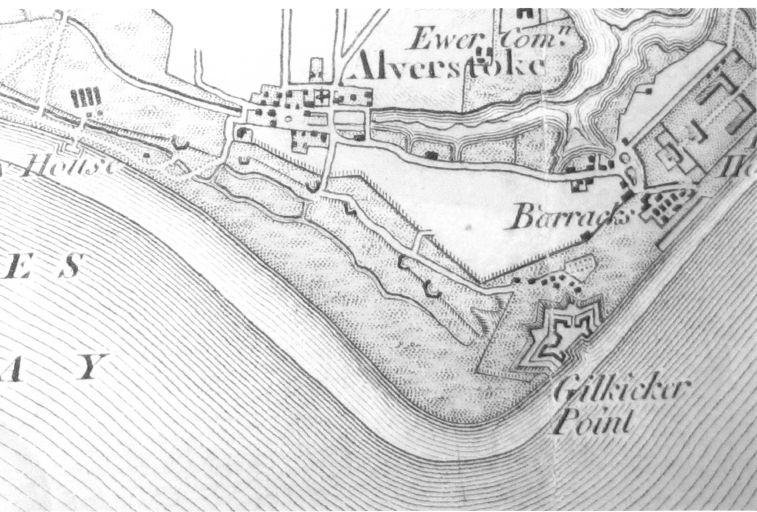 Stokes Bay 1810