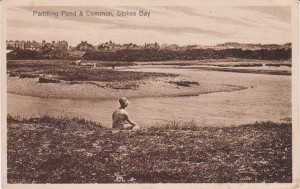 Stokes Bay Paddling Pond