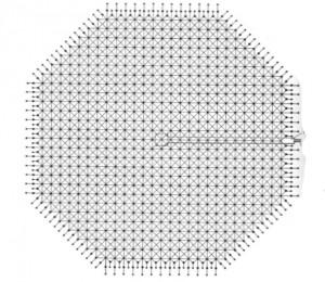 GL Radar Mat
