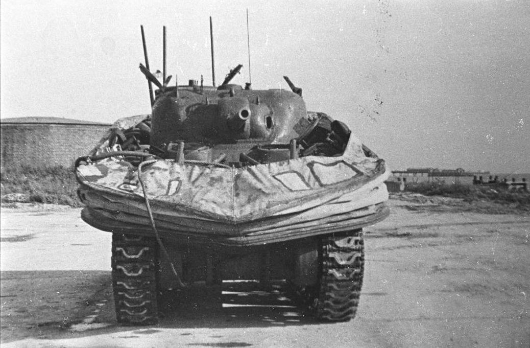 dd tank d day - photo #49