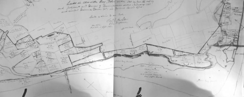 Map 1785