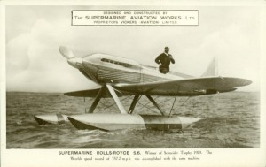 Schneider Trophy winner 1929