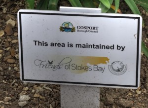 Maintained by The friends of Stokes Bay