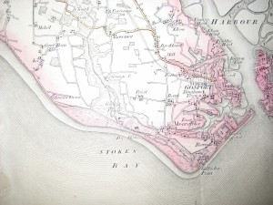 Another map of circa 1810