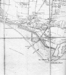 An OS map of 1862