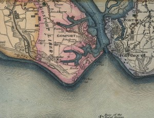 Greenwood's map of 1826