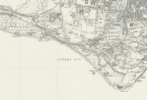 Stokes Bay 1946