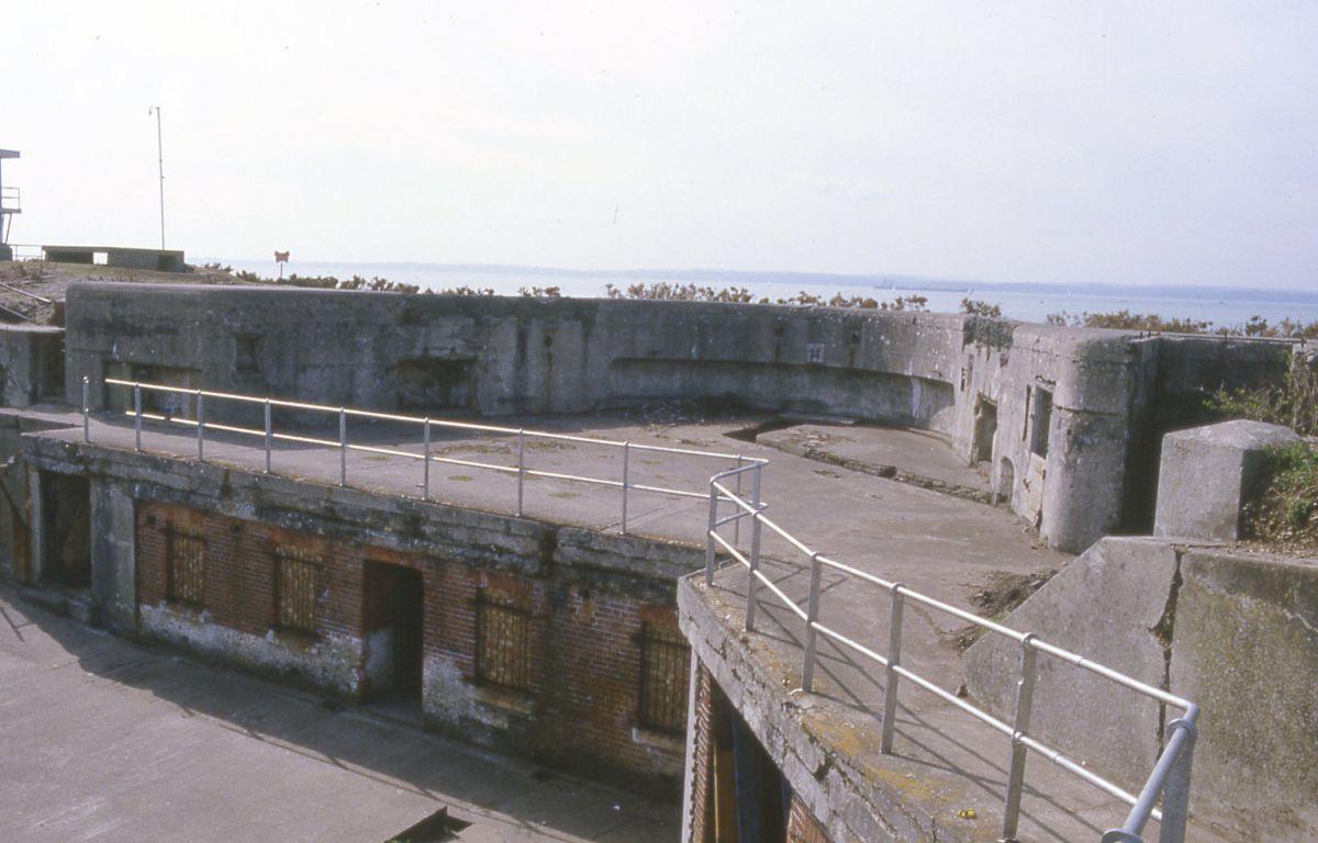 Browndown Battery 2