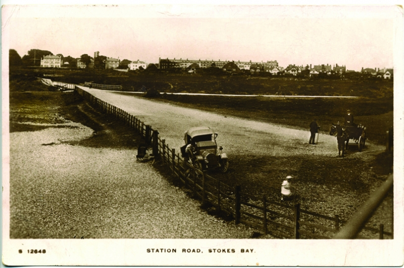 Station Road Stokes Bay