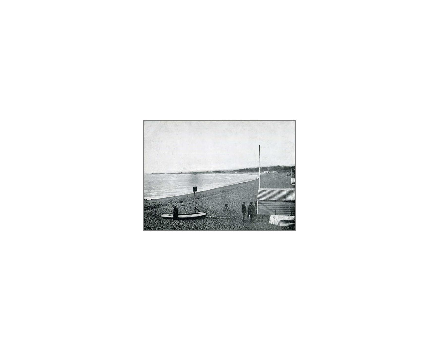 Stokes Bay Gosport 1904