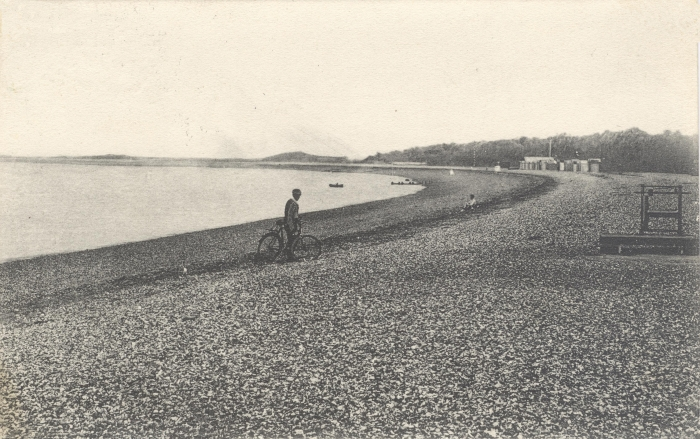 Stokes Bay Looking West 1918