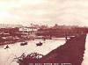 Stokes Bay moat c 1920