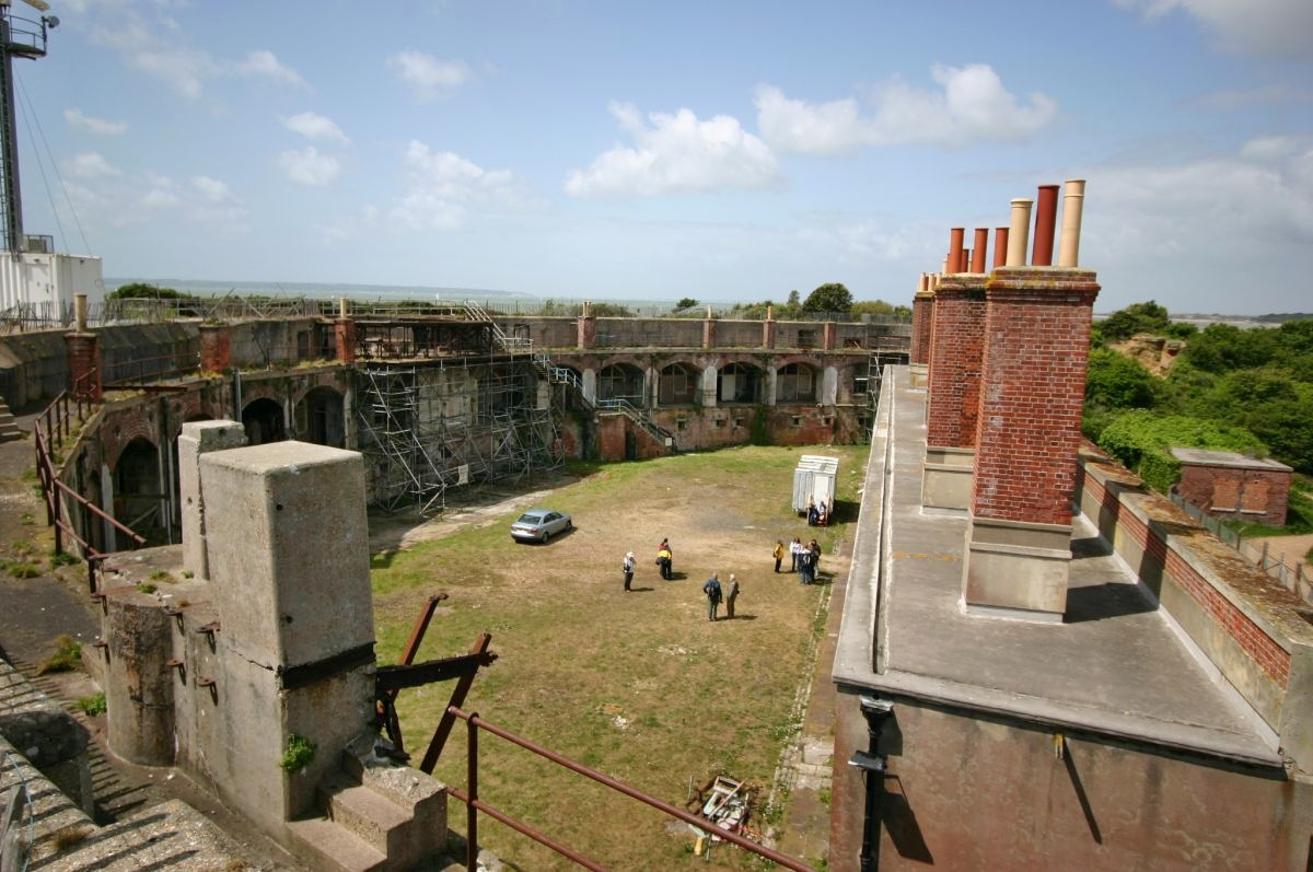 Fort Gilkicker 12