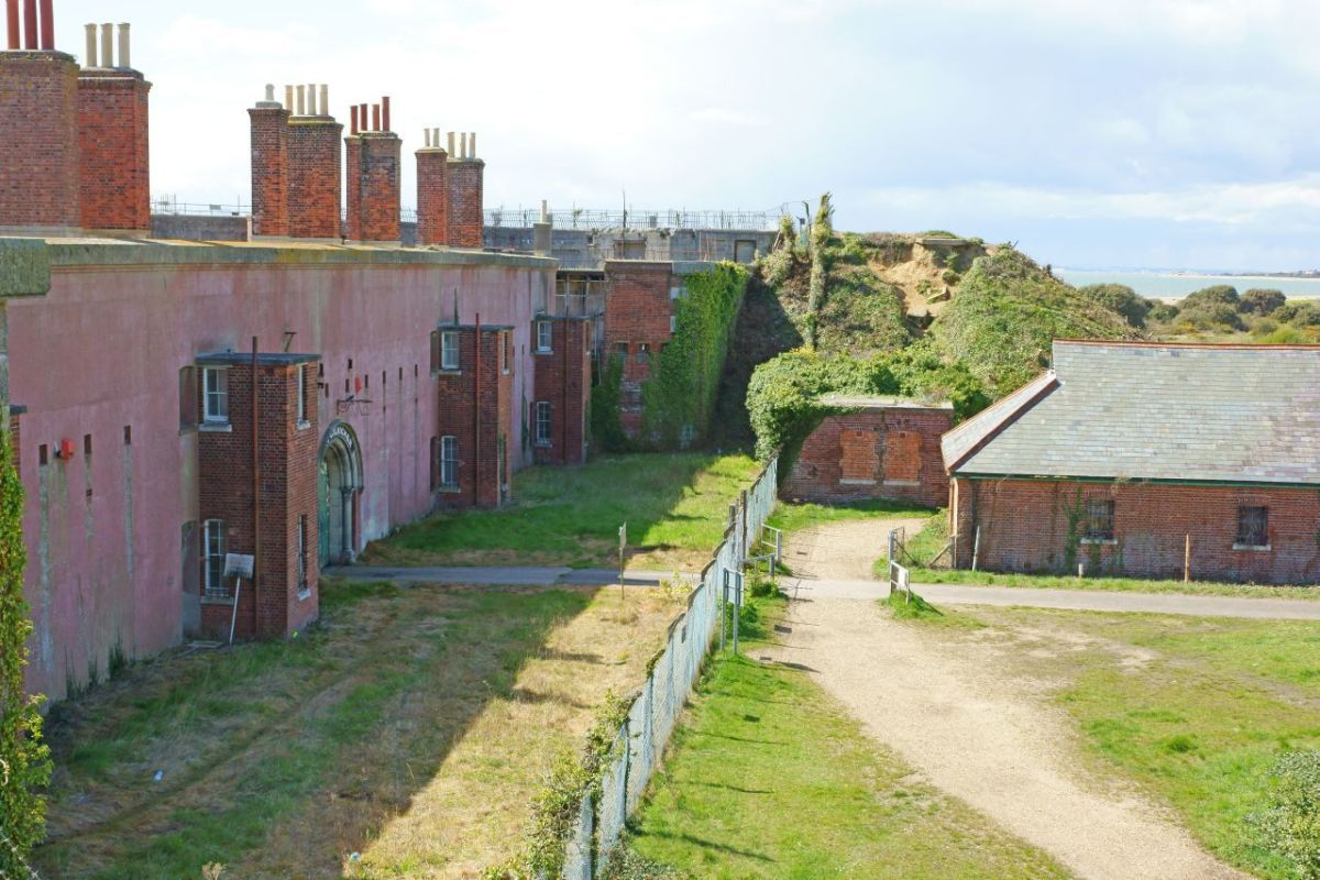 Fort Gilkicker 13