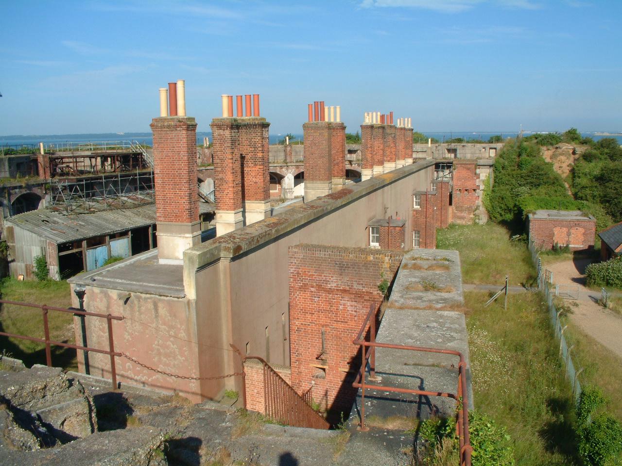Fort Gilkicker 6