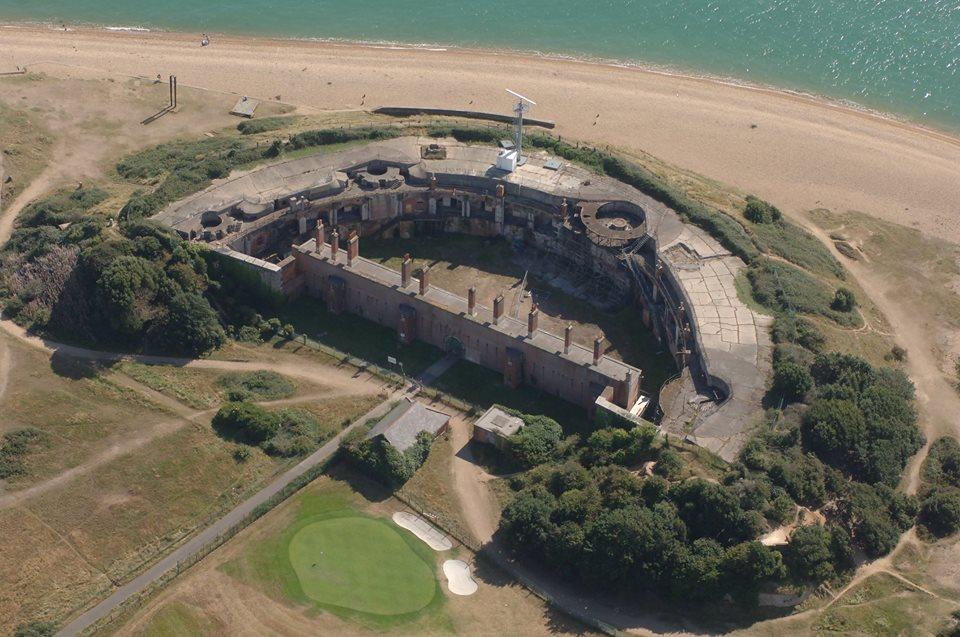 Fort Gilkicker 7