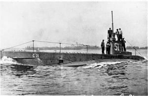 HMS C21  51