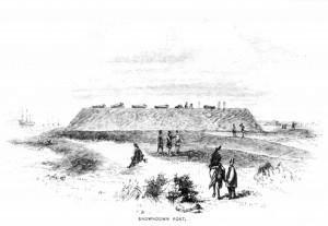 Browndown Battery Illustrated Times Nov22 1856