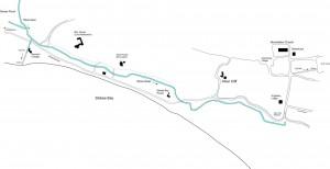 River Alver Course 1847